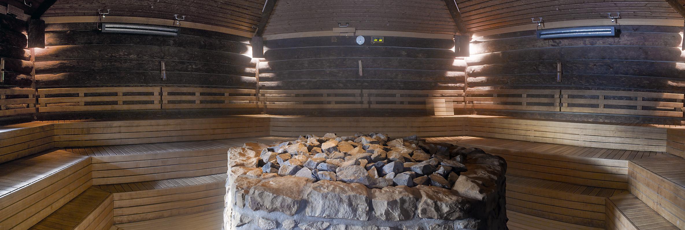 Aufguss sauna Sare